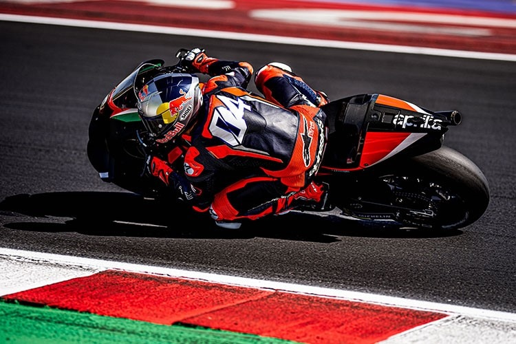 Andrea Dovizioso of Misano: «The Interessanter Test» / MotoGP