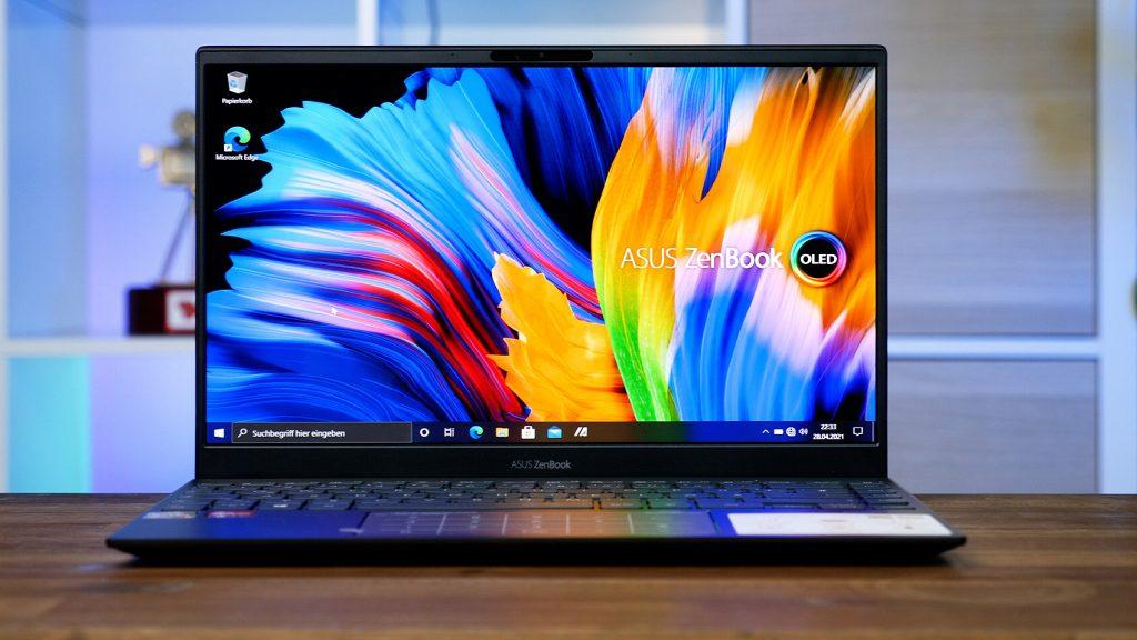 Asus ZenBook 13 OLED UM325UA-KG004R Test