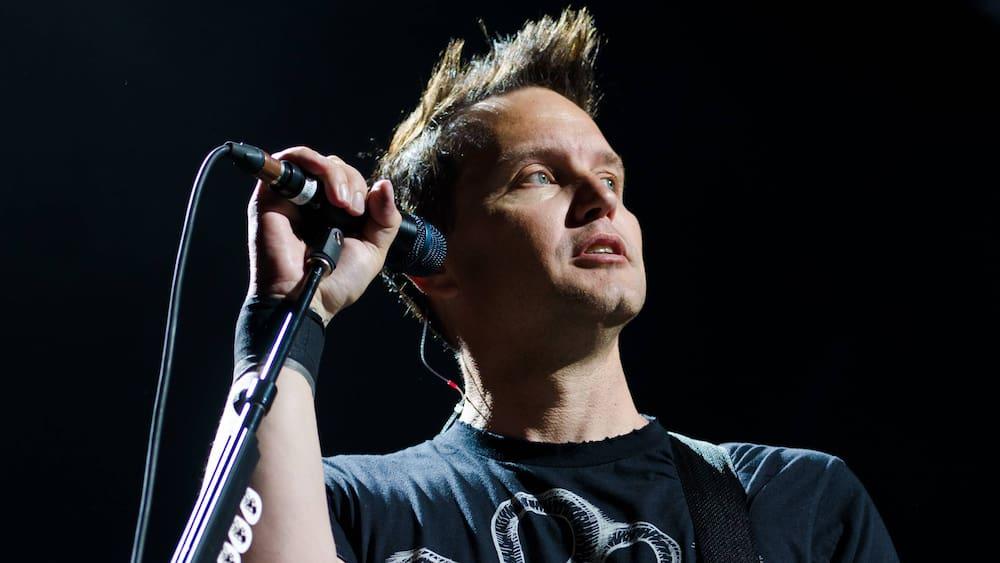 Blink-182-Bassist Mark Hoppus Crips Hat