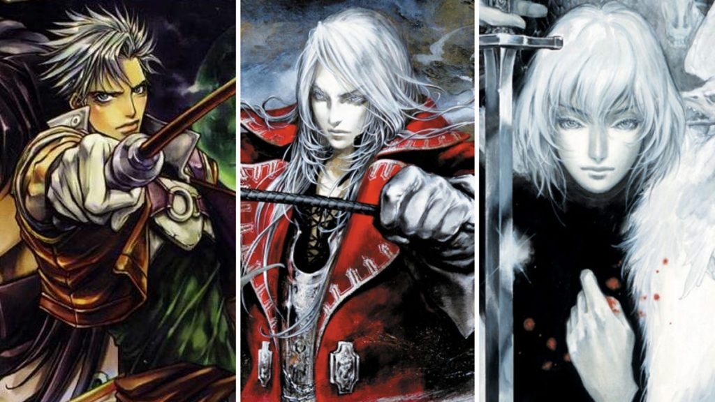 Castlevania Boy Advance group looks most likely