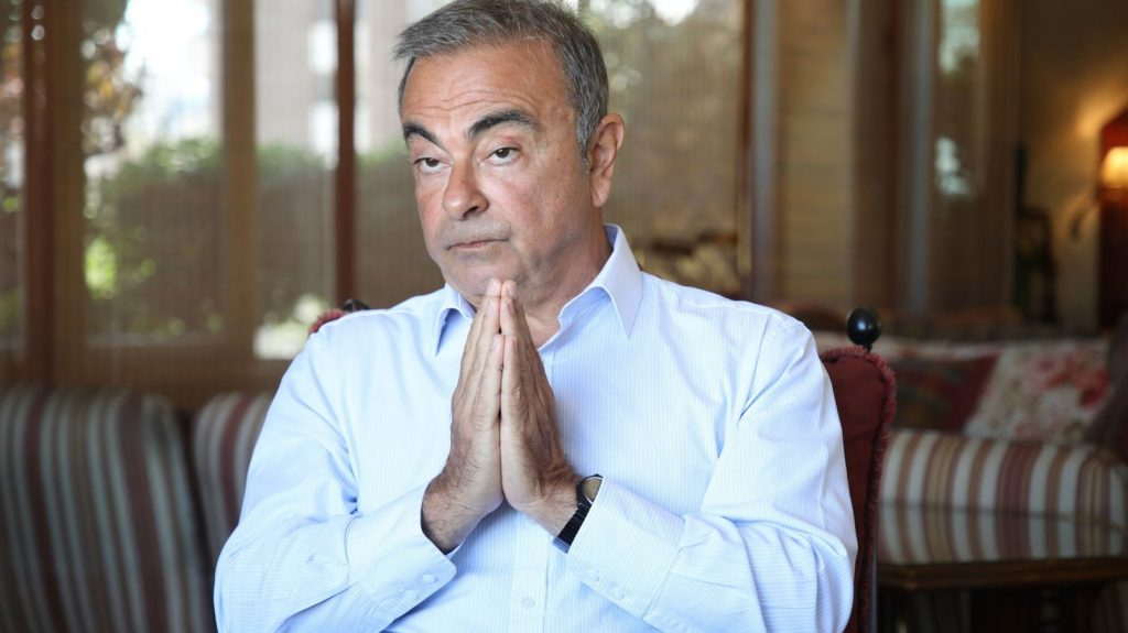 Court aides: Car manager Ghosn escaped from Japan