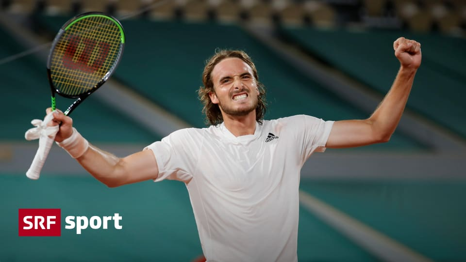 Day one of the men's quarter-finals - Tsitsipas forces Medvedev to his knees and now calls for Zverev - sport