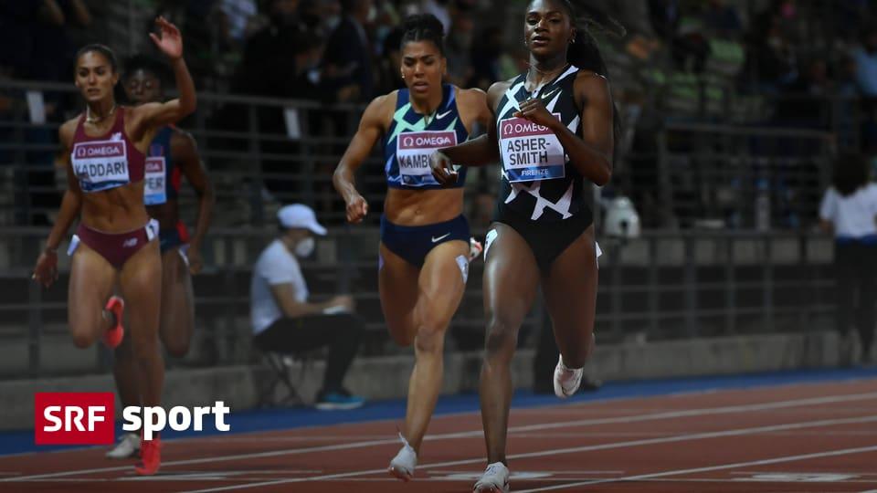 Diamond League in Florence - Kambundji confirms good form - Ingebrigtsen with European record - Sports