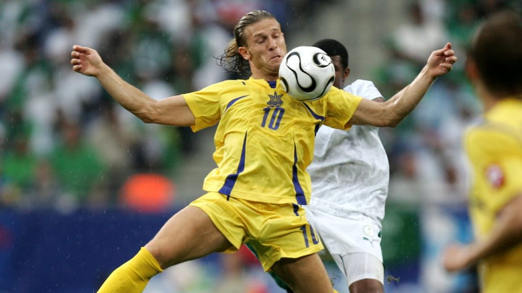 """EM 2021: Voronin: """"The Russians and the Ukrainians need to clarify it on the field"""" - football كرة"""