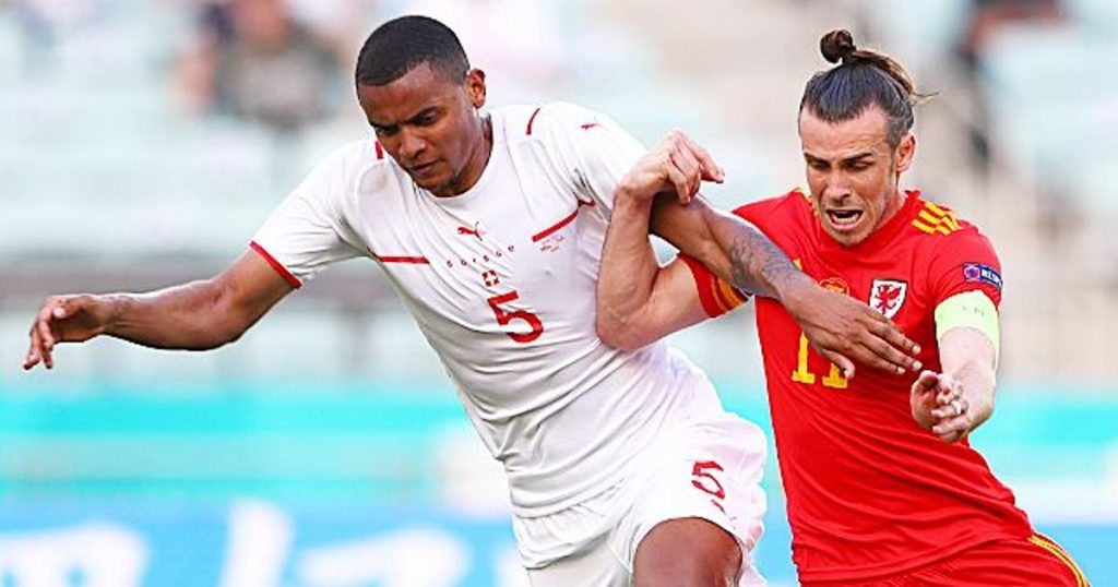 Embolo and Akanji stand out against Wales - Cher and Svirovic are unhappy