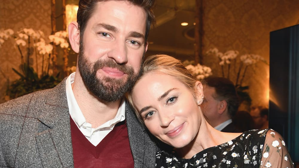 Emily Blunt talks about her love for happiness