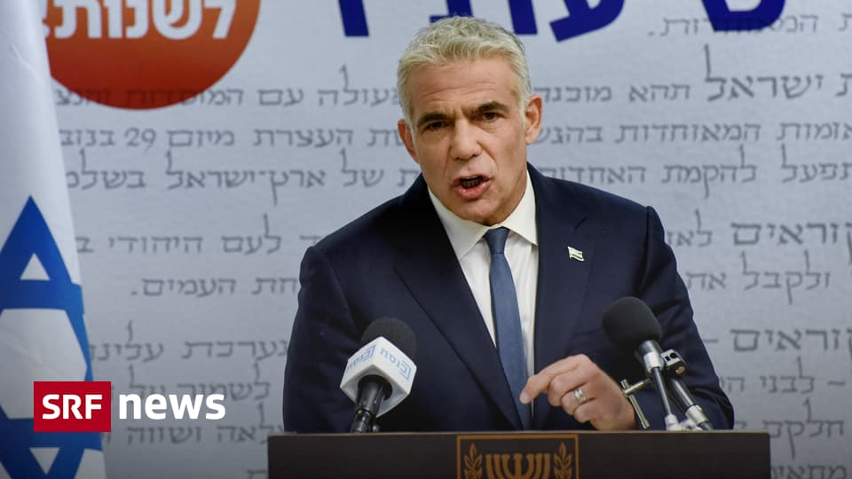 Formation of a government in Israel - the opposition forms a new government coalition without Netanyahu
