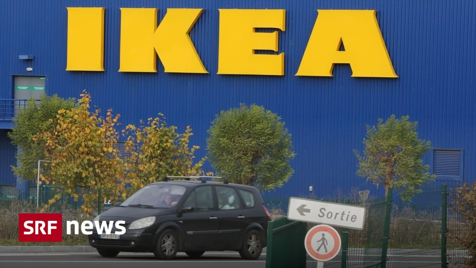 Furniture giant IKEA - IKEA France sentenced to 1 million fine for espionage - News