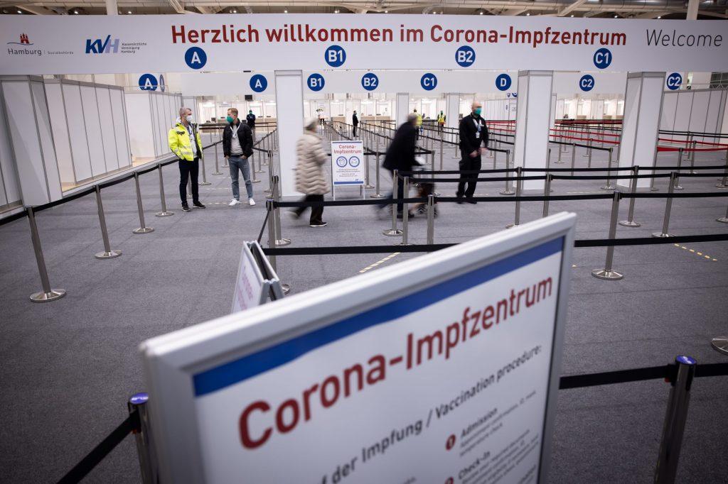 Hamburg in last place in vaccination