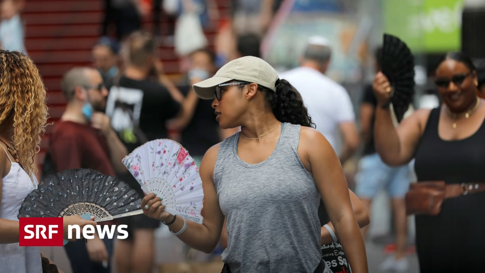 Heat wave - dead after record heat in western Canada