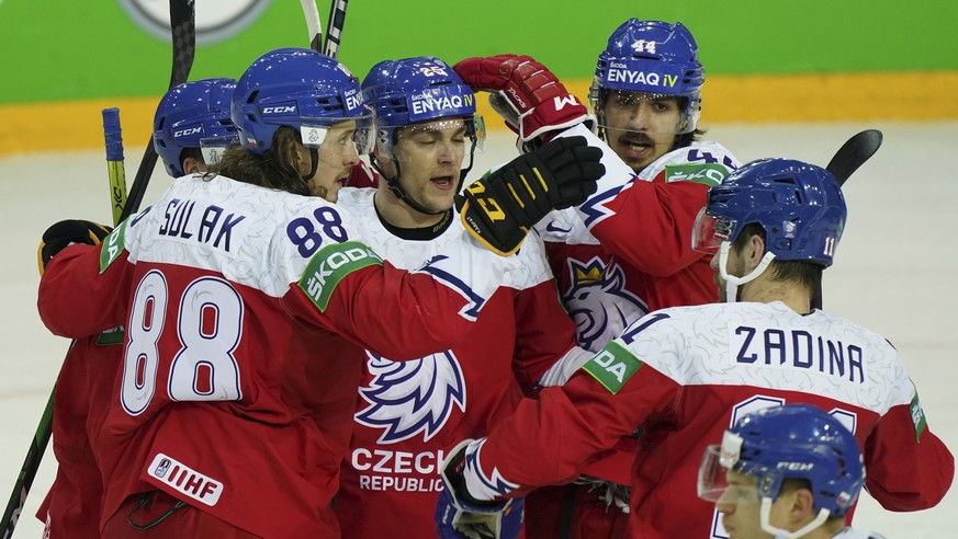 Ice Hockey World Cup: The Czech Republic and the United States Clearly Winning - Canada must tremble