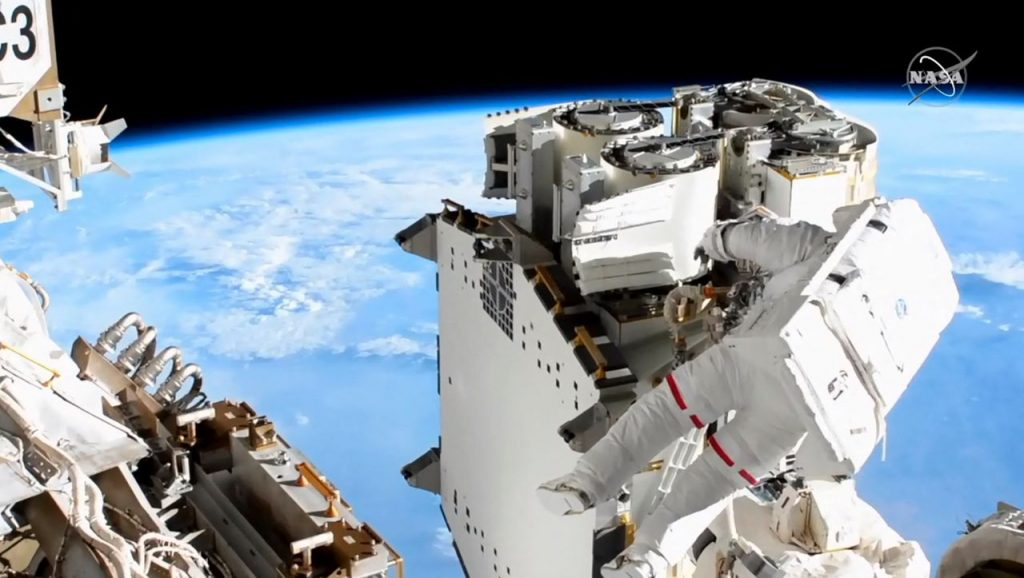 International Space Station ISS: Astronauts continue to pull despite technical problems