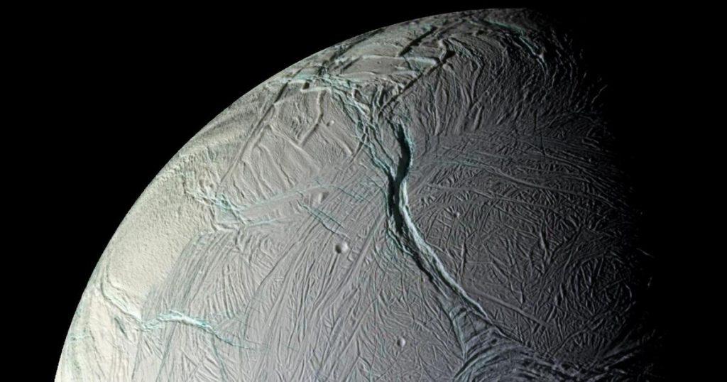 Is there life on Saturn's moon Enceladus?
