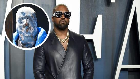 """Kanye West """"sabotaged"""" the interrogation of the million dollar case in a Jesus mask"""