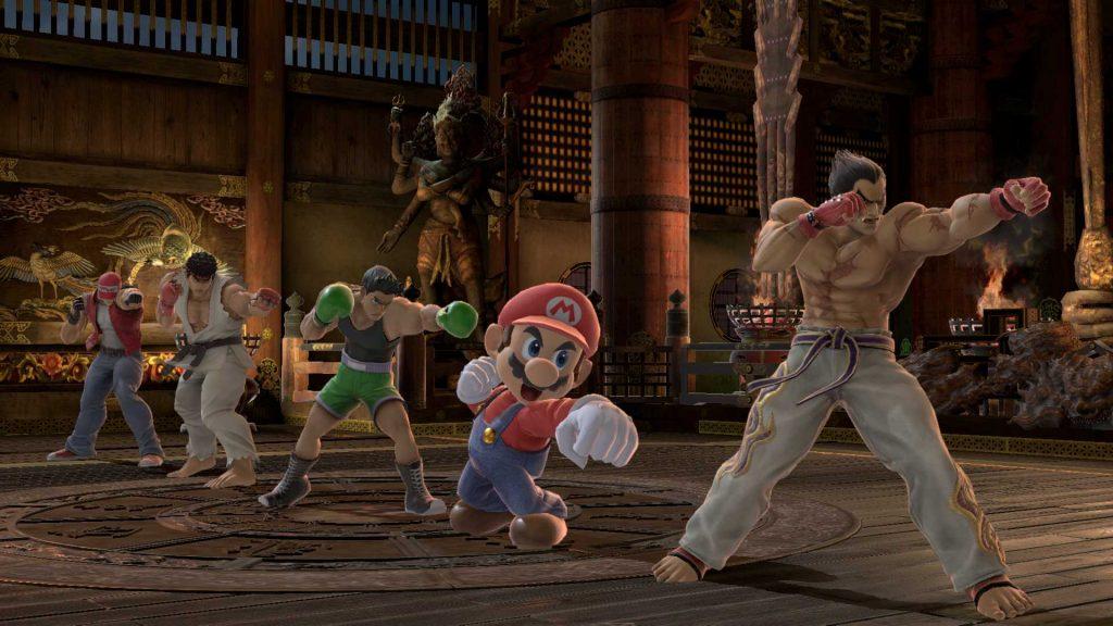 Kazuya Mishima from Tekken joins Super Smash Bros.  Ultimate