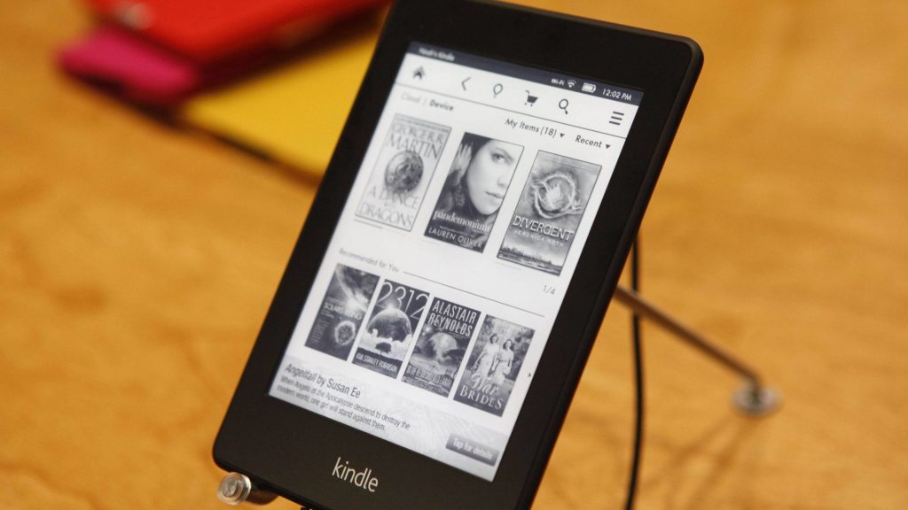 Kindle Unlimited free for three months KINO.de