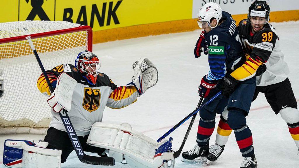 Die deutsche Eishockey-Nationalmannschaft hat die Bronzemedaille bei der WM verpasst.