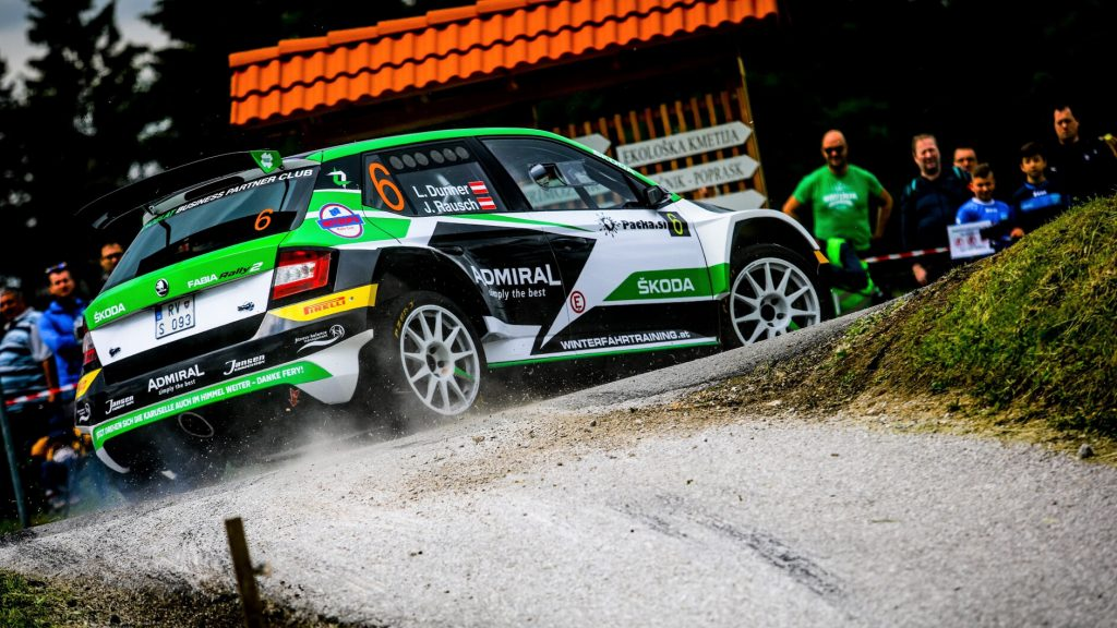 MOTORSPORT - AMTK 36 Rally: 4th place for Denner
