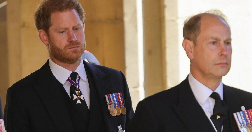 Prince Edward talks about Prince Harry and Meghan Markle: 'Very sad'