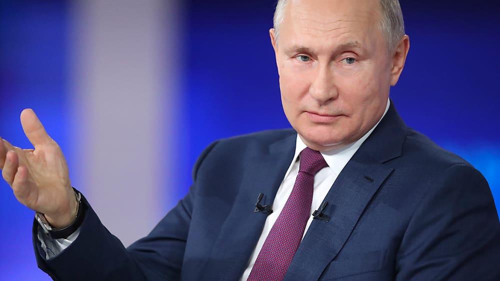 Putin reveals the secret of his vaccination