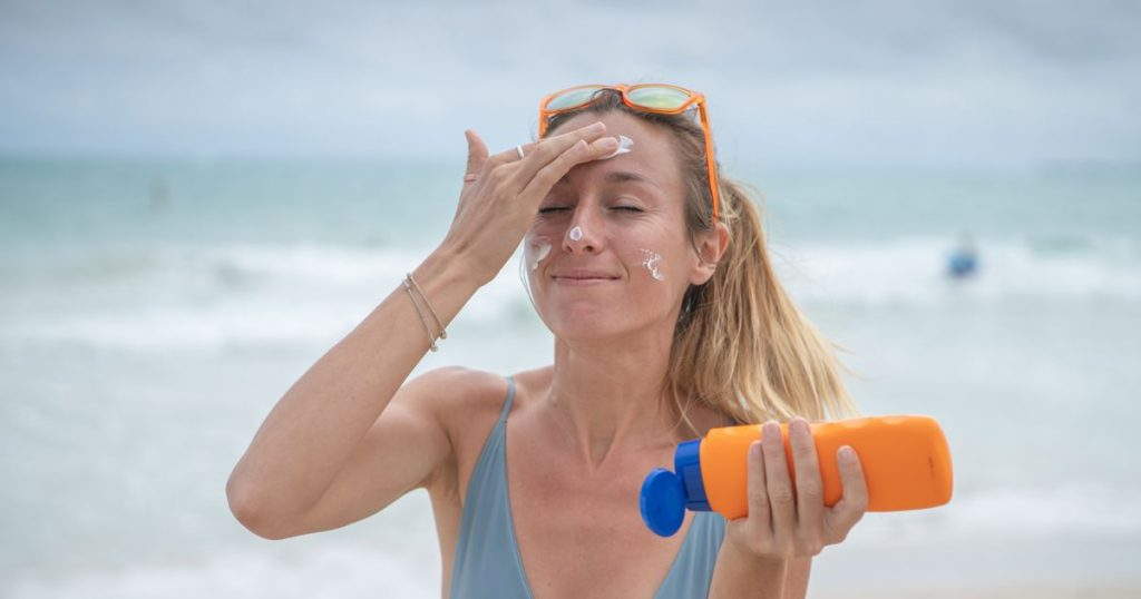 Reduce the risk of skin cancer: this is the best way to protect your skin from sunburn