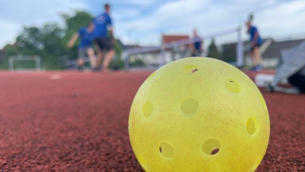 Sports direction from the USA: Pickleball in Höchstadt an der Aisch