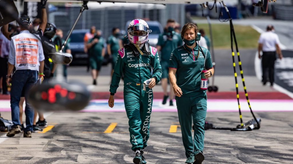 Styria GP - Sebastian Vettel furious after 14th place in qualifying: 'Not to be surprised'