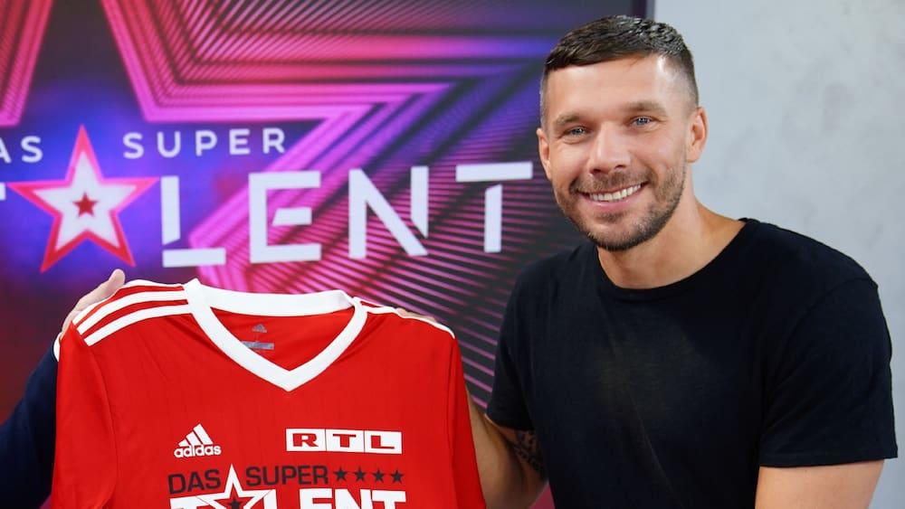 Super Talent 2021: Lukas Podolski takes over from Dieter Bohlen