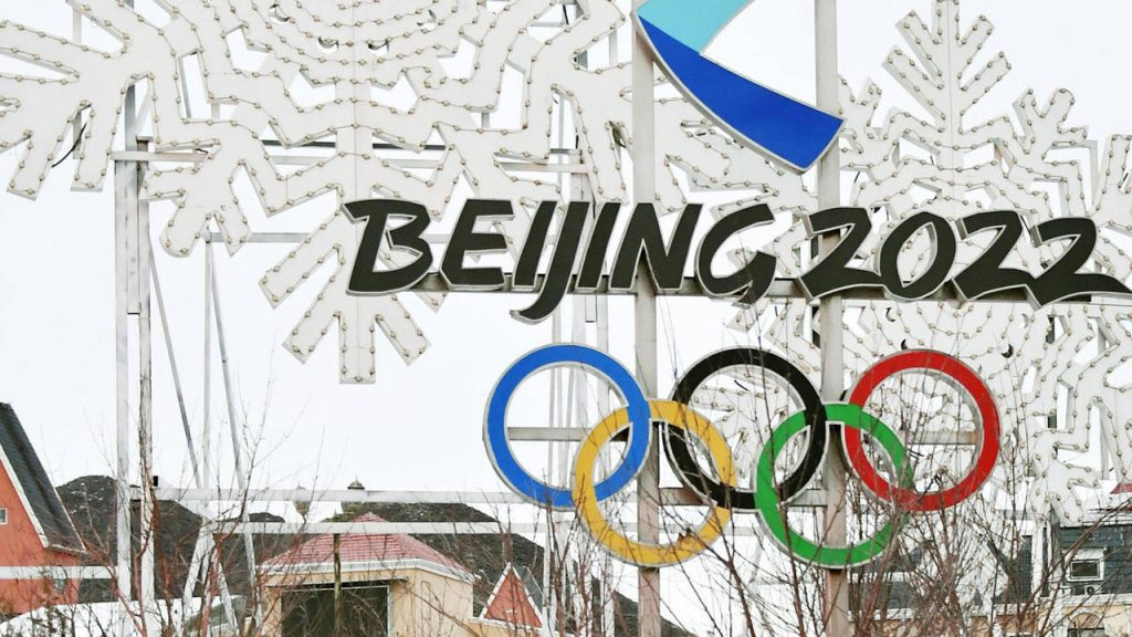 The United States is in talks to boycott the Olympics