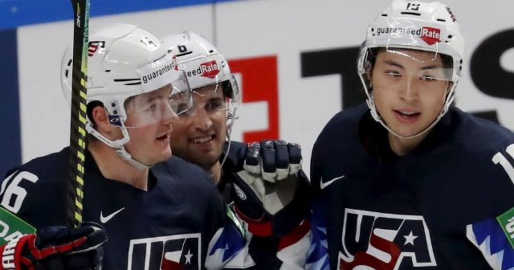 The United States qualified for the quarter-finals after defeating Germany