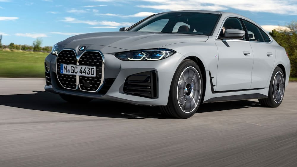 The second generation of the BMW 4 Series Gran Coupe will start in November