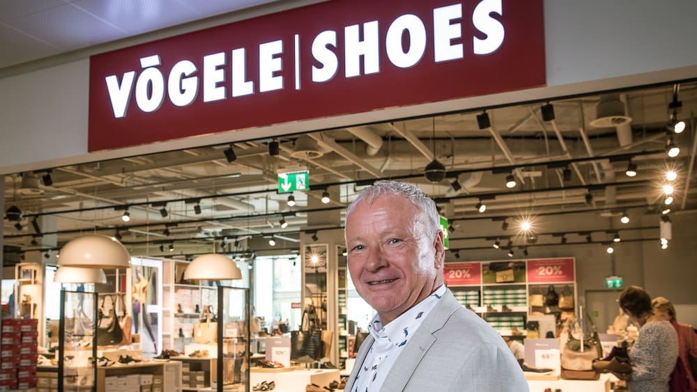 Vögele shoes, based in Osnach, were awarded to their German owners