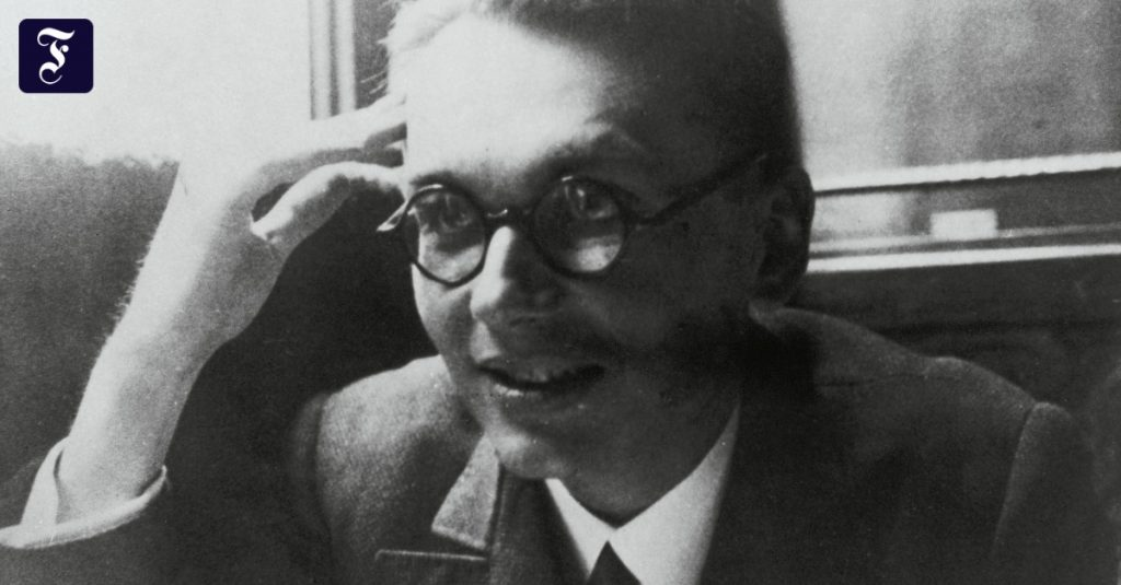 When Kurt Gödel discovered the limits of what to expect