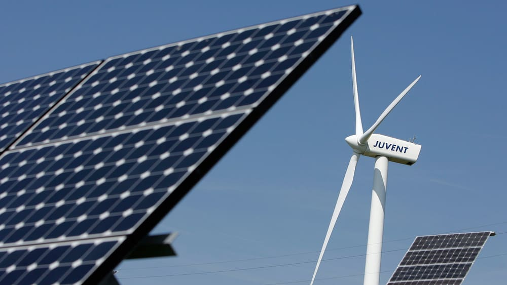 When it comes to promoting renewable energies, Switzerland is lagging behind