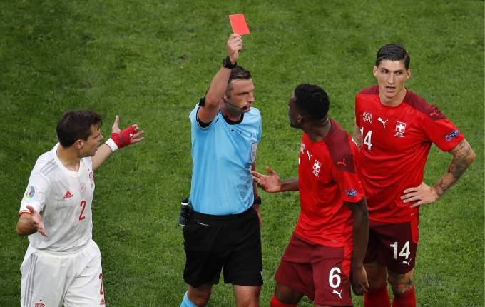 Euro 2020 Spain Switzerland