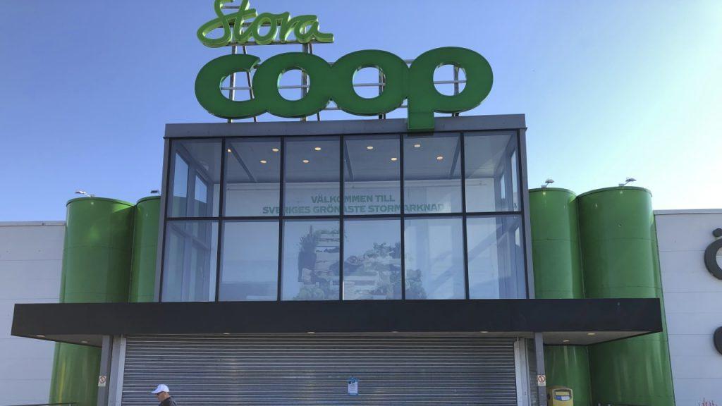 Sweden: 800 supermarkets suddenly closed after hacker attack