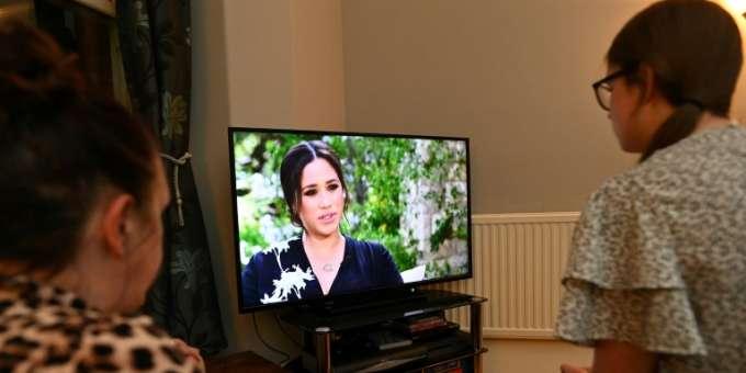 Megan Im interview with Oprah Winfrey.