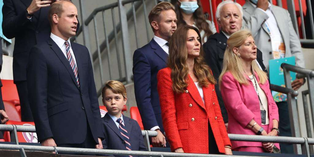 This is how Prince George discovered he would be king one day