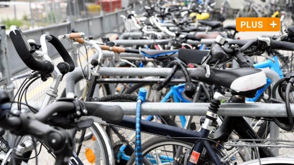 Augsburg: More space for cyclists: Augsburg wants to cut 550 parking spaces