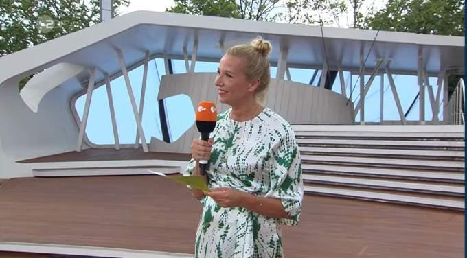 Andrea Kewell TV Garden ZDF