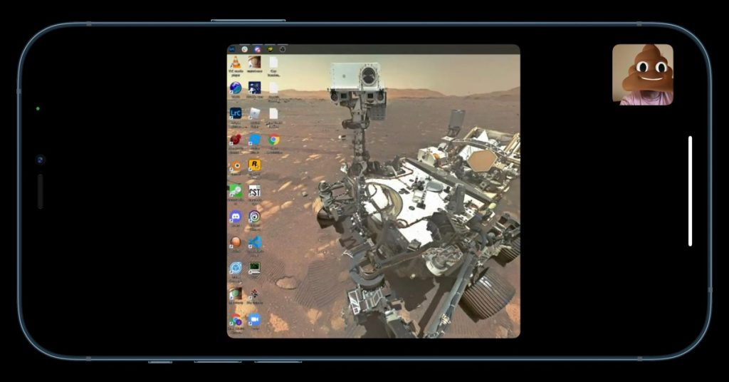 How to view FaceTime screen sharing with Windows on PC