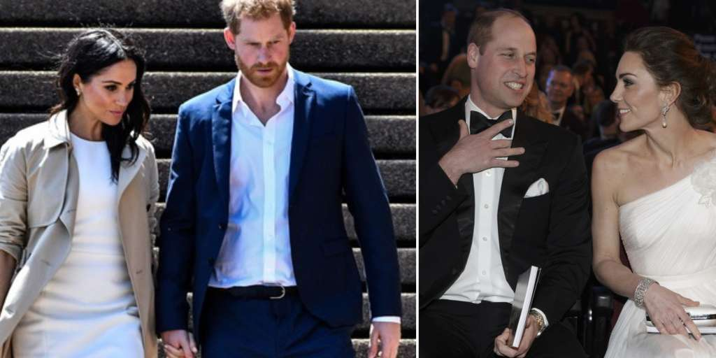 Harry and Meghan Markle wanted the same luxury in the palace as William