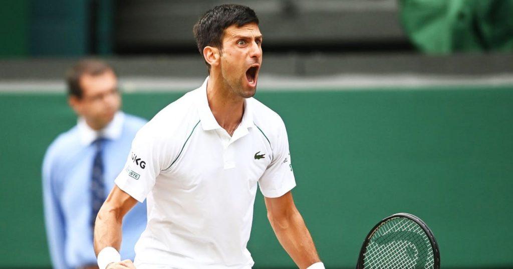 Djokovic provided Shapovalov with three sets, followed by Bertini in the final