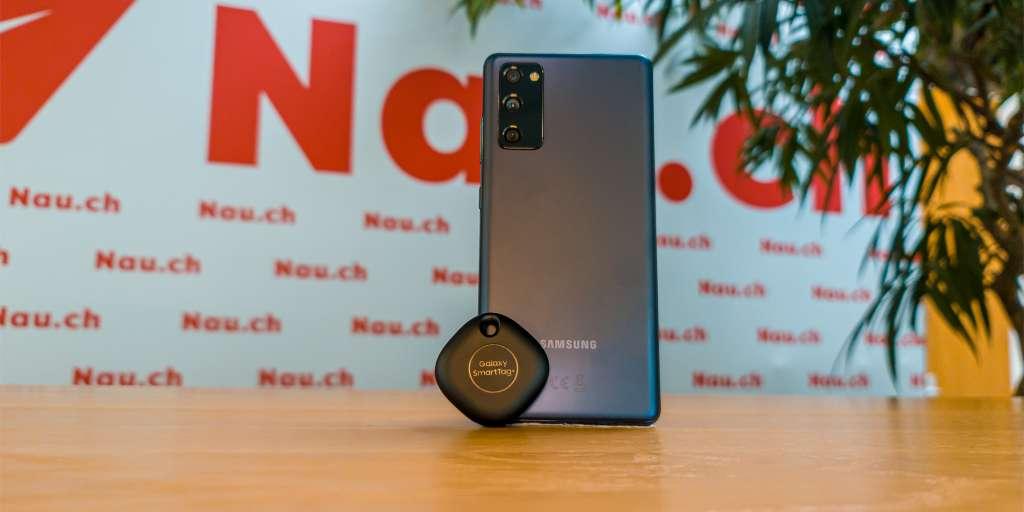 Samsung Galaxy SmartTag + in the big Nau.ch test
