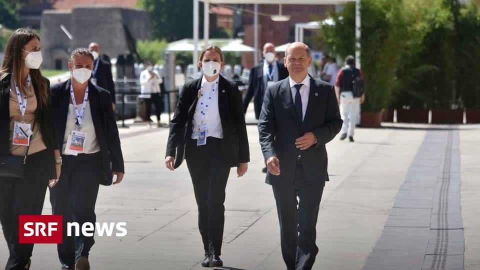Minimum 15 percent tax - G20 finance ministers decide on global tax reform - News