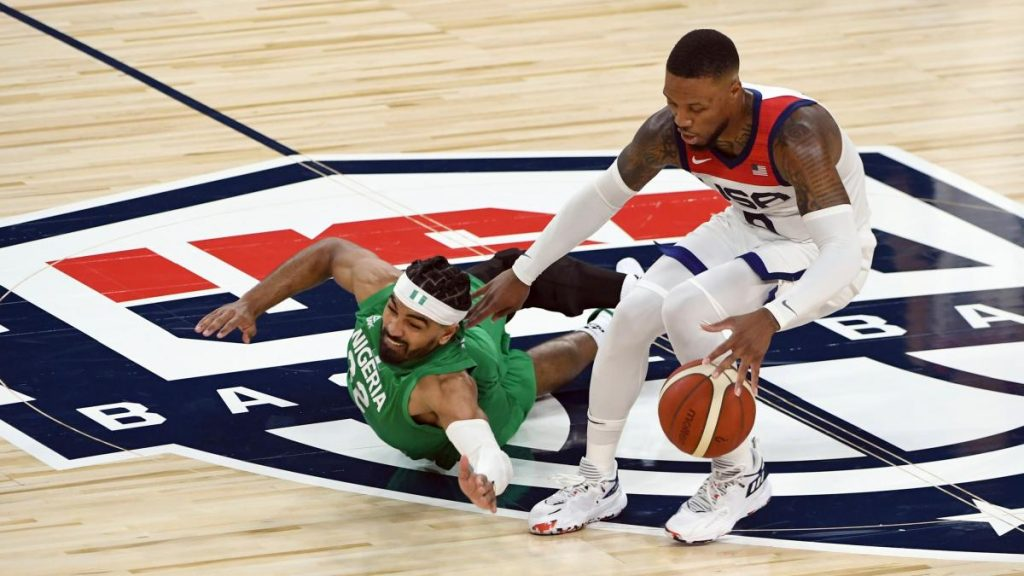Olympics and Basketball: The United States suffers a historic defeat against Nigeria