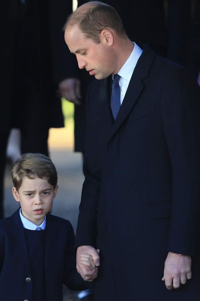 Prince George William