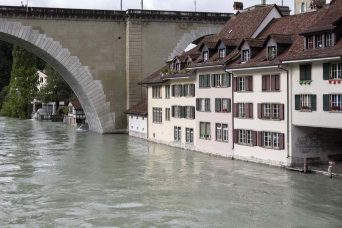 Bern flood