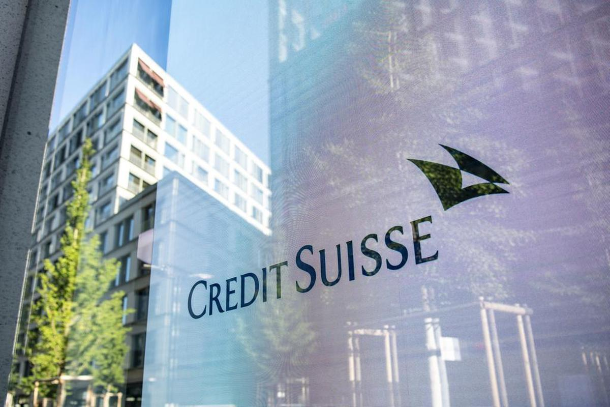 Credit Suisse has to accept multiple leavers in senior management.