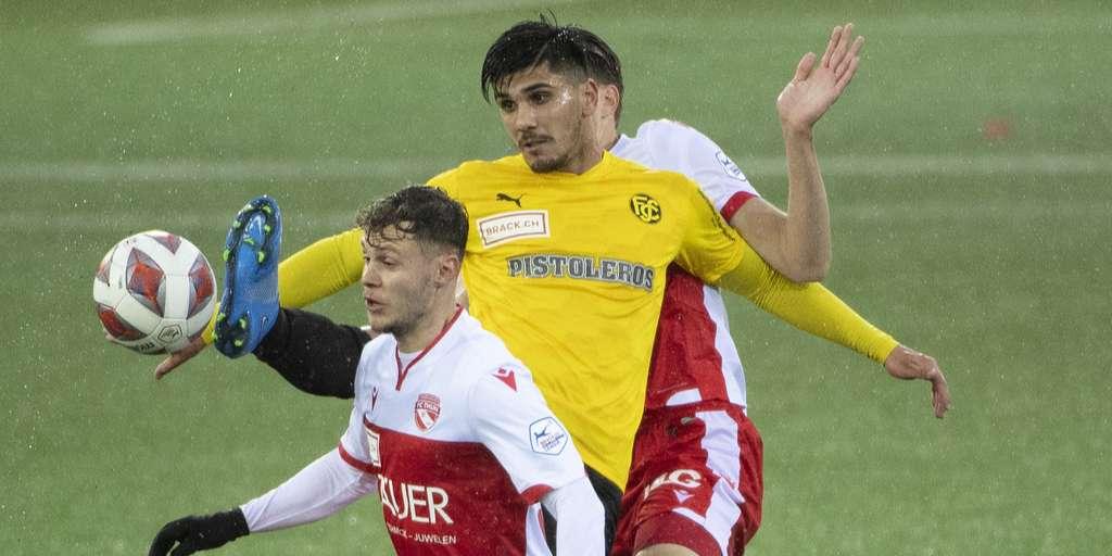 Zurich sign striker Rodrigo Bolero from Schaffhausen
